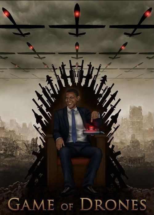 obama game of drones
