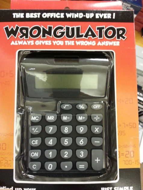 wrongulator calculator
