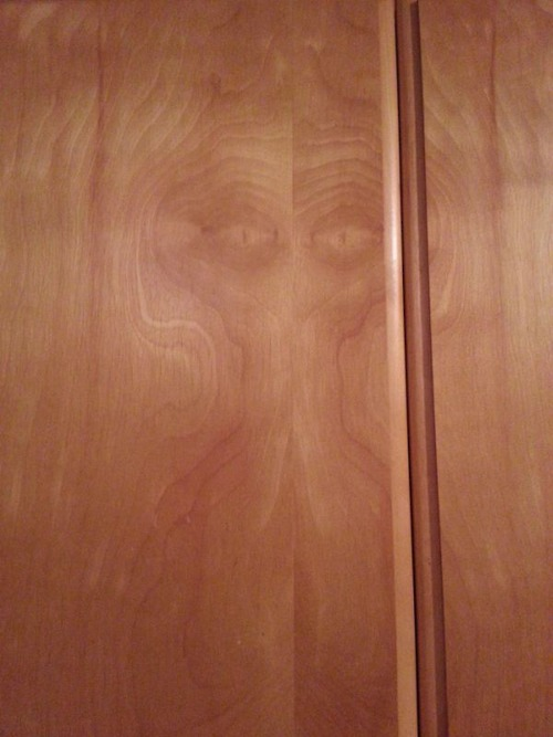 alien woodgrain