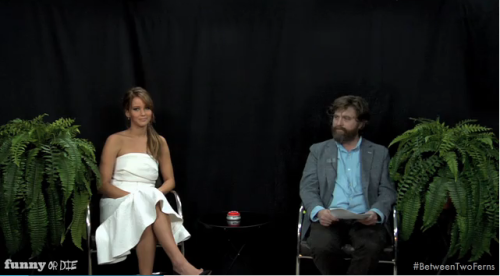 Between Two Ferns with Zach Galifianakis: Oscar Buzz Edition