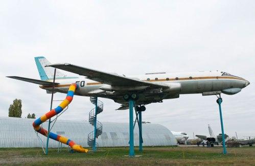 Tupelov 124, Ukraine plane