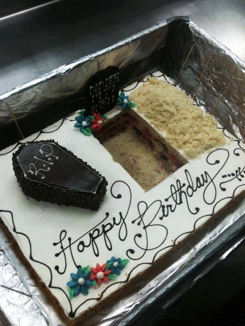 Virtual Birthday Cake Funny