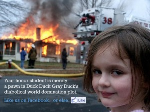 Duck Duck Gray Duck Facebook