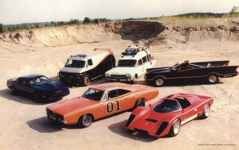 The coolest cars from the 80s.