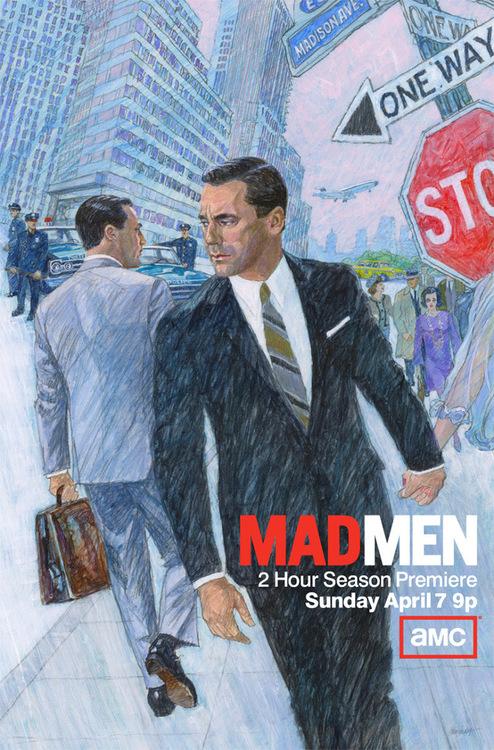 Mad Men 2013 Poster