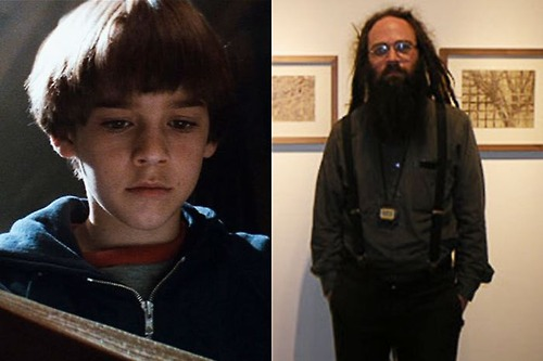 Barret oliver the neverending story then and now