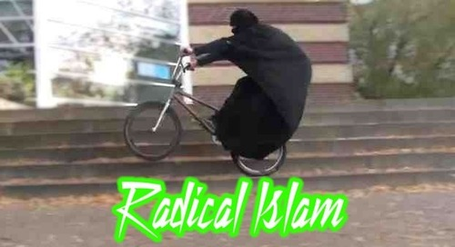 Islam Is Fucking Stupid