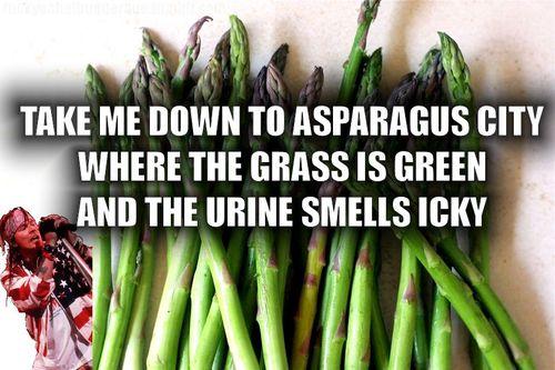 Asparagus City