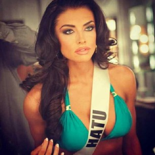 Miss Utah Swimsuit