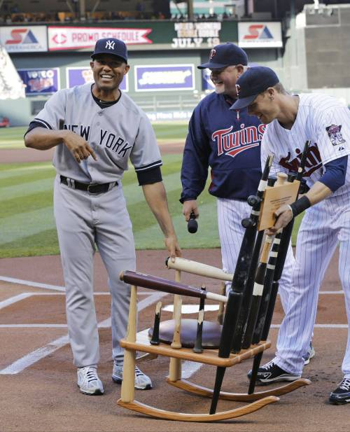 mariano rivera rocking chair