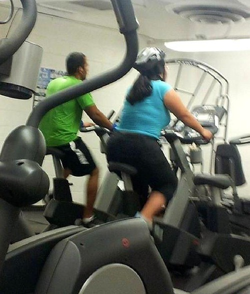 stationary bike safety