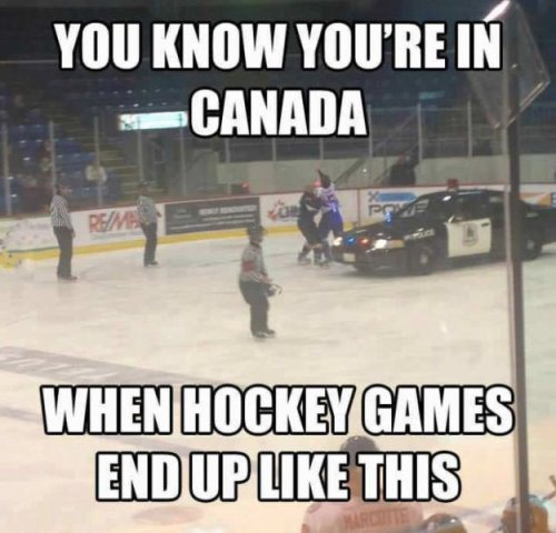 Hockey in Canada