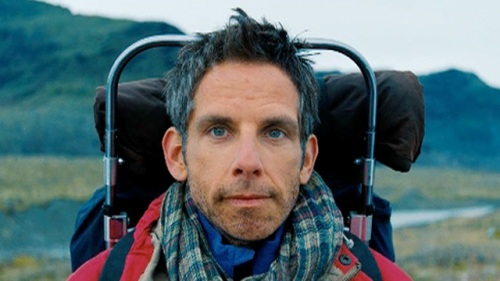 Ben Stiller in a still from The Secret Life of Walter Mitty