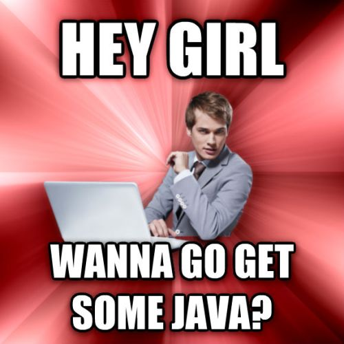 Overly Suave IT Guy 1