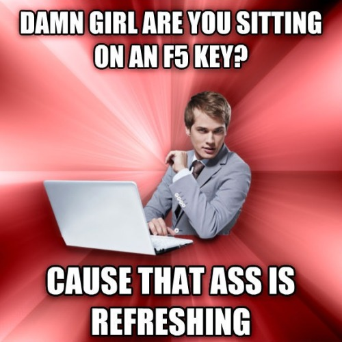 Overly Suave IT Guy 2