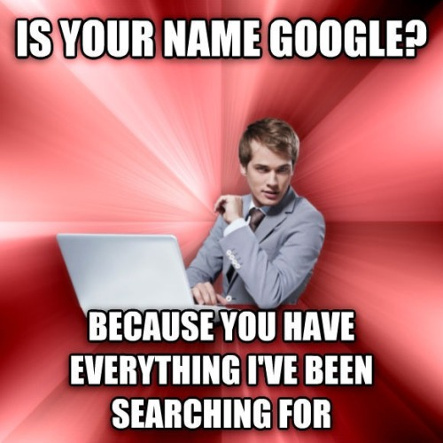 Overly Suave IT Guy 3