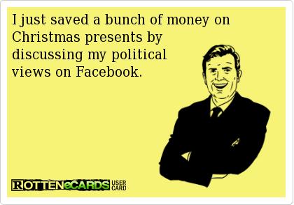 christmas facebook