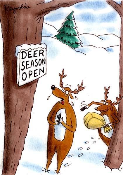 deer-season-opener