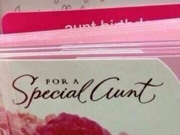 Special Aunt
