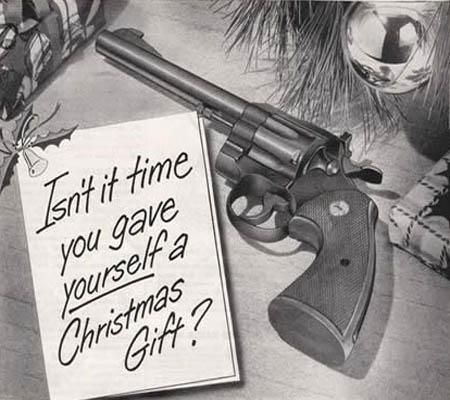 gun xmas