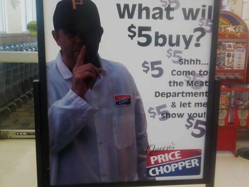 5dollar meat