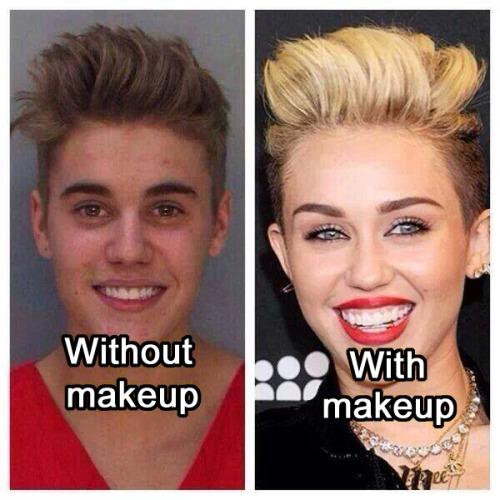 makeup bieber