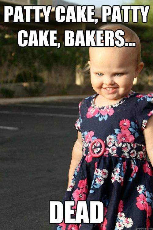 Sarah Michelle Gellar Cake