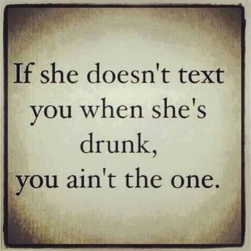 Drunk Texting