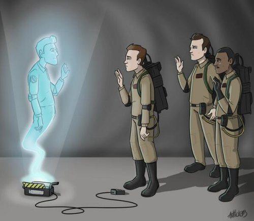 RIP Egon