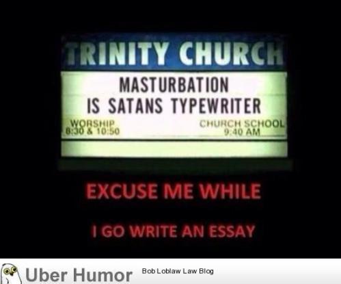 satans typewriter