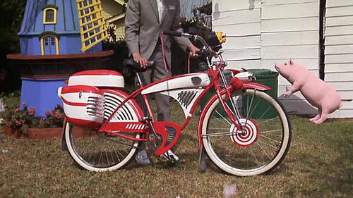 pee-wee-bike