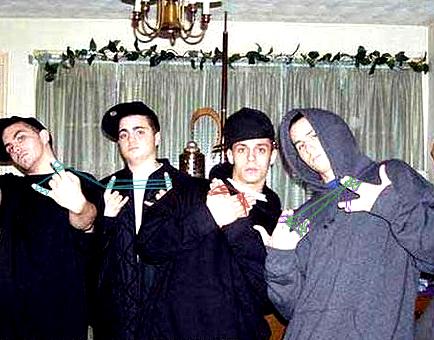 gang signs 3
