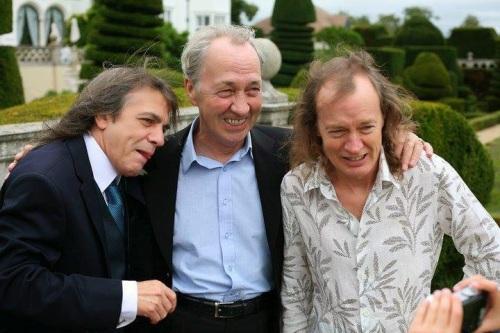 AC/DC malcom young