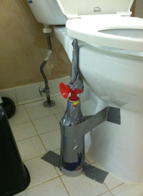 Toilet Horn