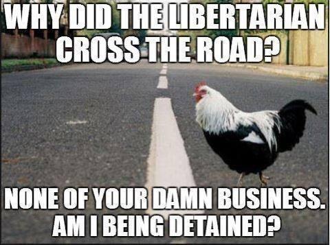 Libertarian Chicken