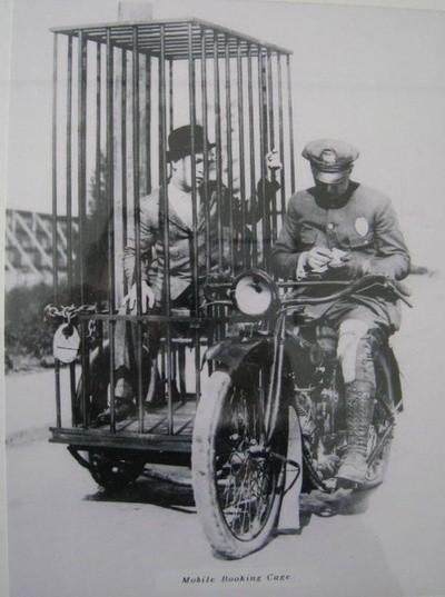 Motor jail