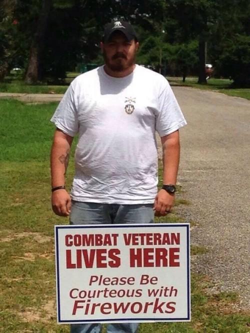 combat vet