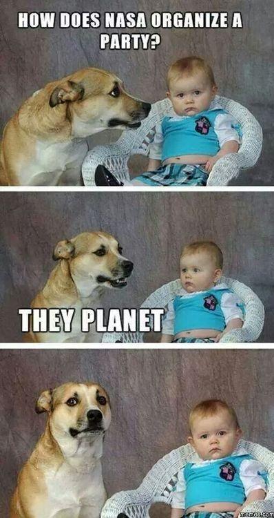 NASA Joke