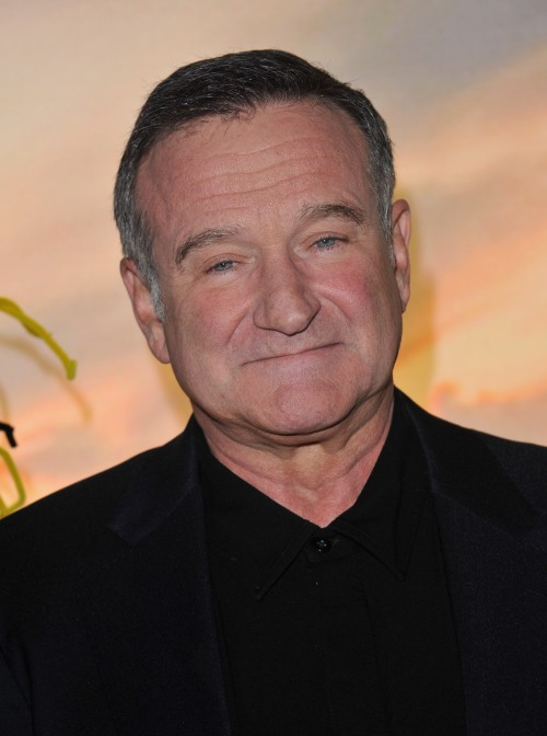 Robin Williams Commits Suicide