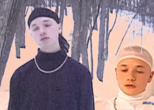 spooky black