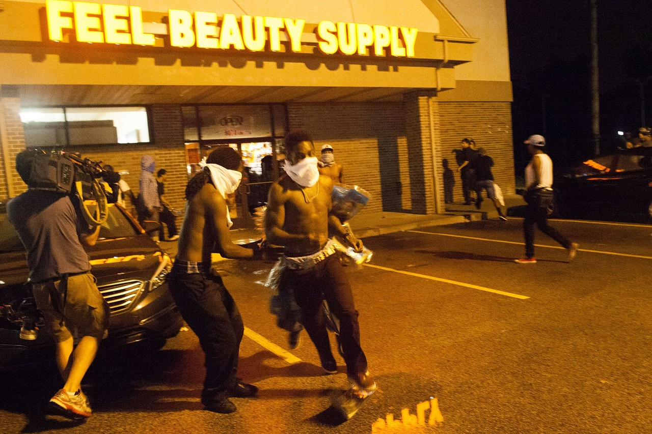 A List of Businesses Looted and Damaged During the Ferguson Riots ...