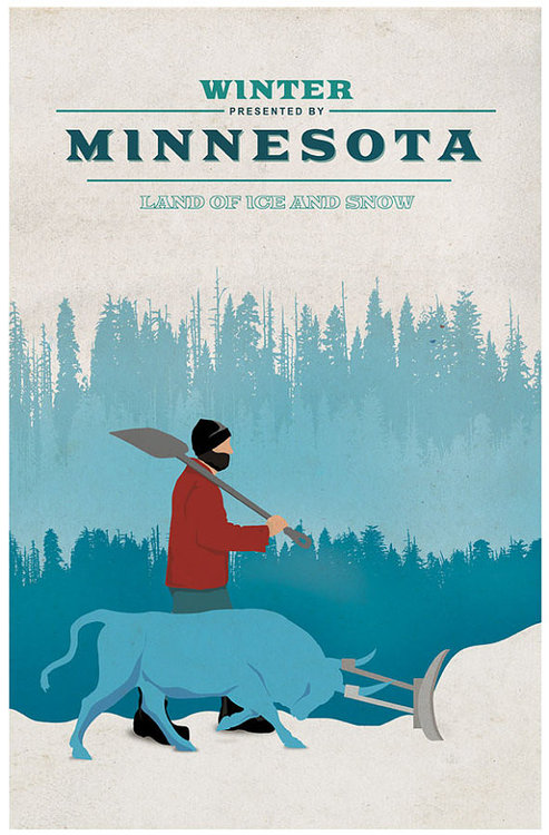 Minnesota - Land Of Ice And Snow by LifeLurking