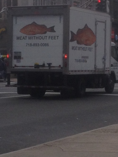 Meat without feet