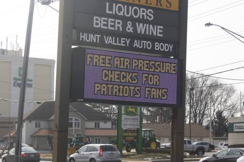 Free Tire Checks