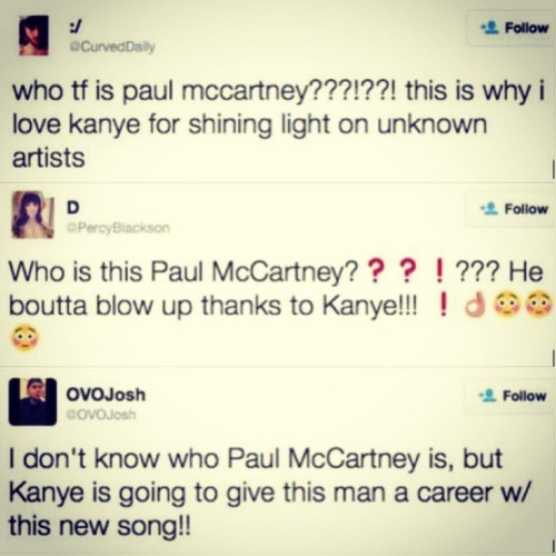 Who is Paul McCartney