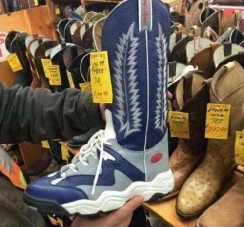 cowboy kicks