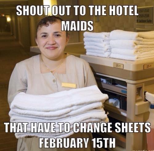 hotel maids