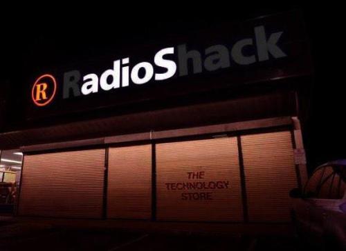 RadioShack foreshadowing