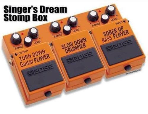singers dream