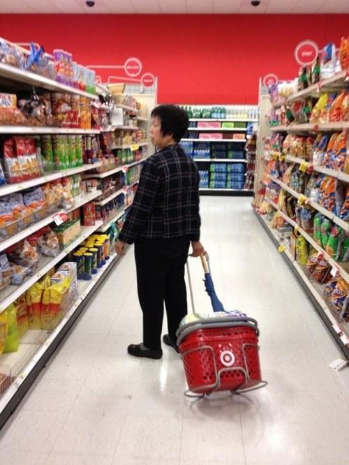 target basket